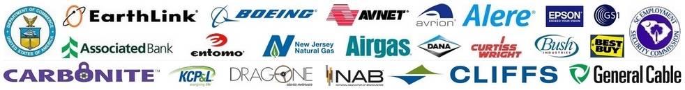 NAICS client logos